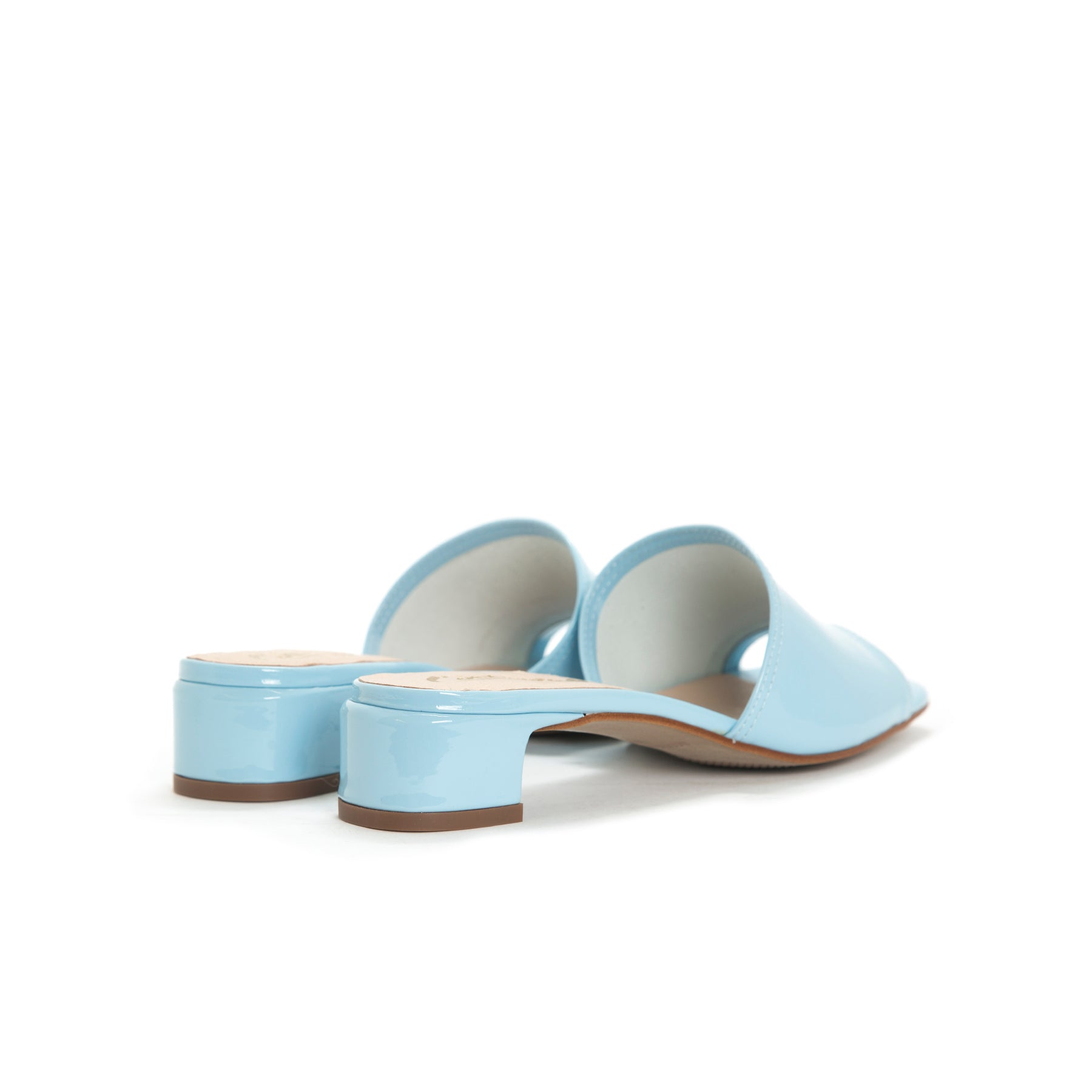 Ottavia Light Blue Patent