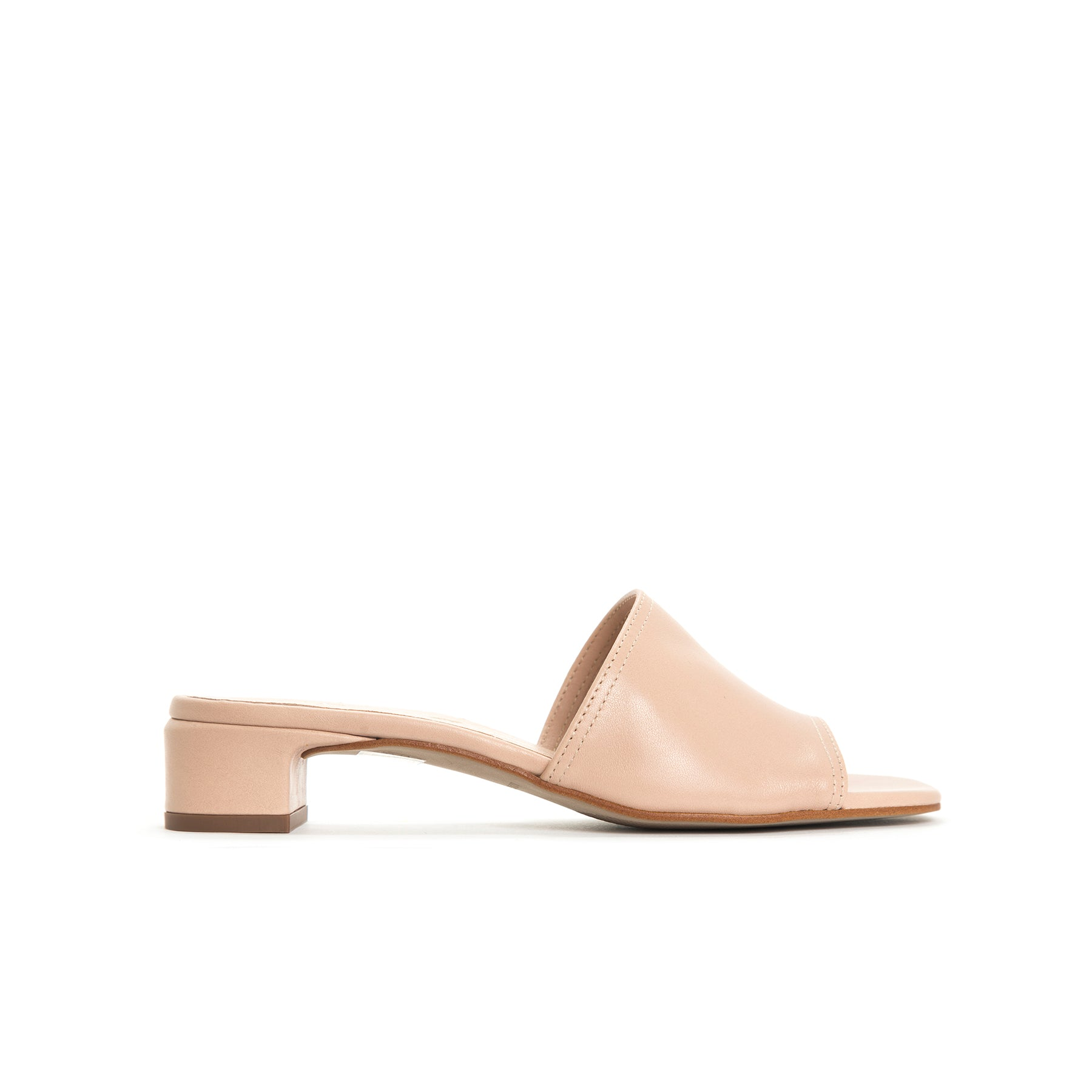 Ottavia Nude Leather