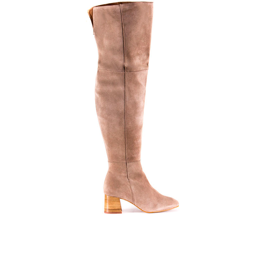 Rioni Taupe Suede- SOLD OUT
