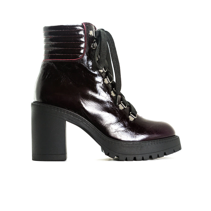 Sickla Bordo Leather Platforms