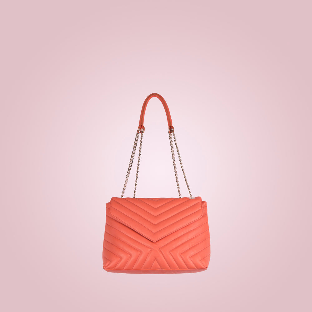 Melpo Coral Leather