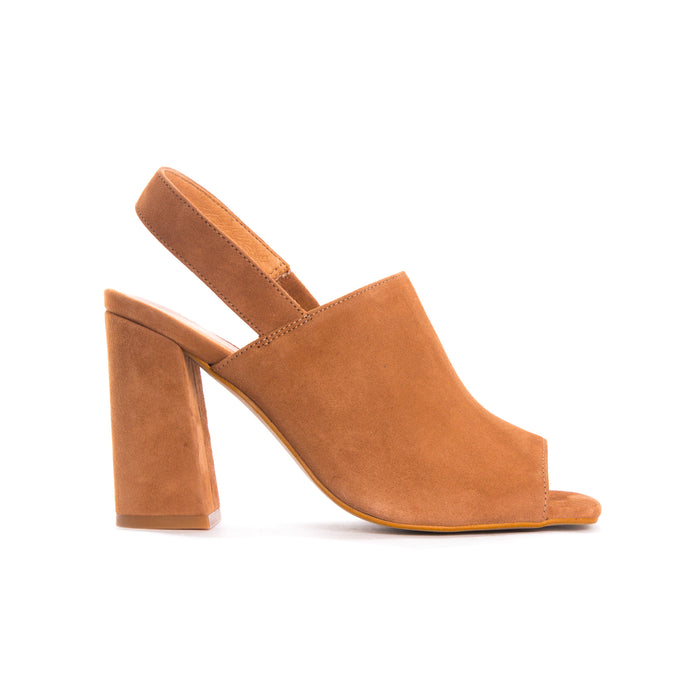 Tinasi Tan Suede-SOLD OUT