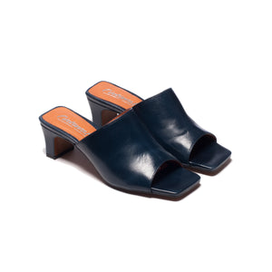 Zagora Navy Leather