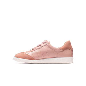 Xenia Dusty Rose Leather