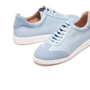 Xenia Blue Leather