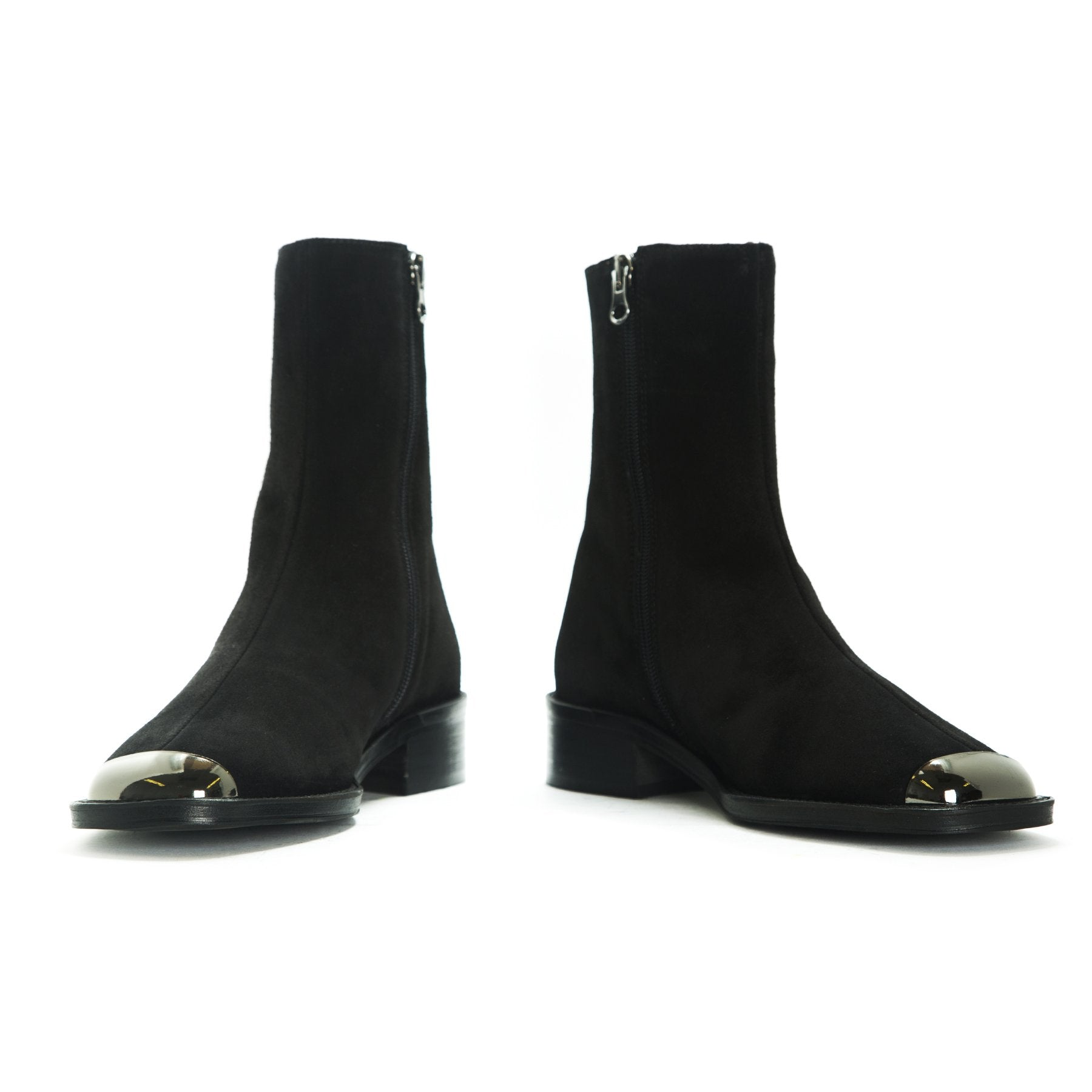 Zapata Black Suede- SOLD OUT