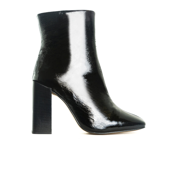 Zicos Black Leather Boots