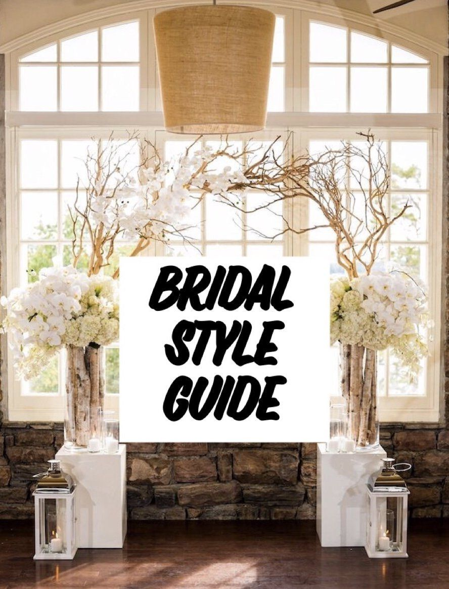 Bridal Style Guide