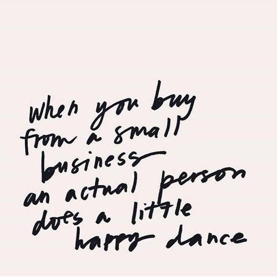 Why Shop with Small Businesses?