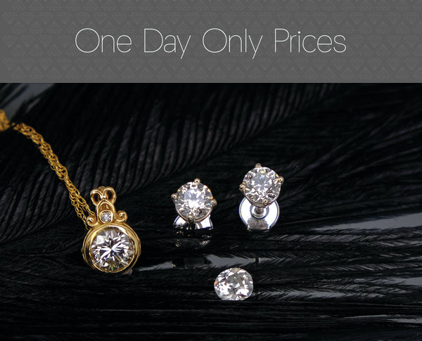 One Day Only Prices