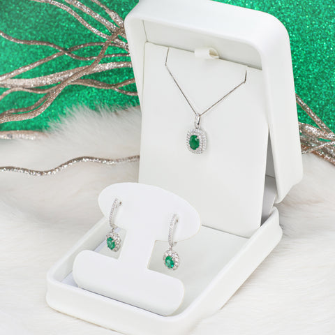Emerald Jewelry For Sale