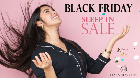 Black Friday Jewelry Sale