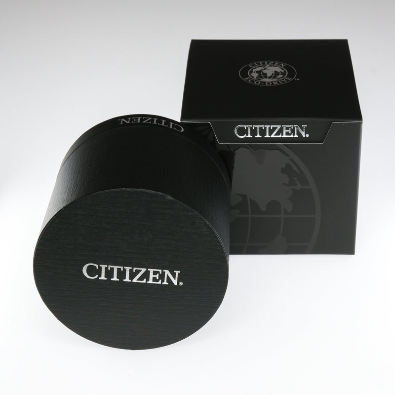 Citizen Eco-Drive Corso Two Tone Stainless Steel Ladies 36mm Watch EV1036-51Y Watches Citizen