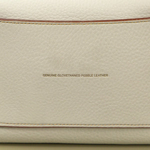 Coach Rogue PBB in Chalk White Pebbled Leather Handbag 38124 Handbags Oaks Jewelry