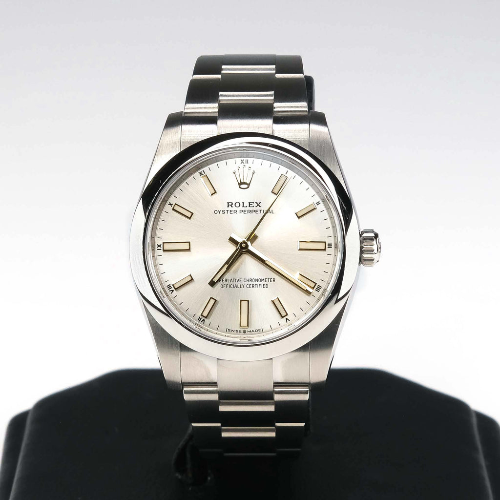 Rolex Oyster Perpetual 34mm 124200 Wristwatch Watches Rolex