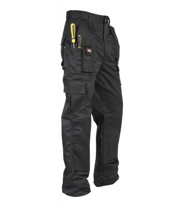Lee Cooper Workwear Cargo Combat Multipocket Trousers - LC206
