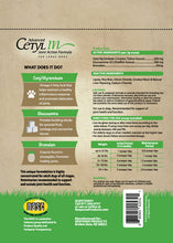 ADVANCED CETYL M® JOINT ACTION FORMULA FOR LARGE DOGS