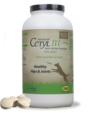 ADVANCED CETYL M® JOINT ACTION FORMULA FOR DOGS TABLETS