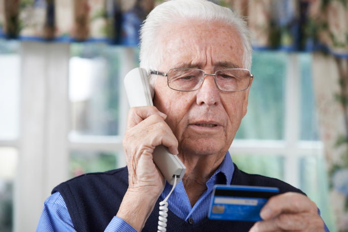 Preventing Seniors from Falling Victim to Scams