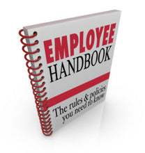Customized Caregiver Employee Handbook
