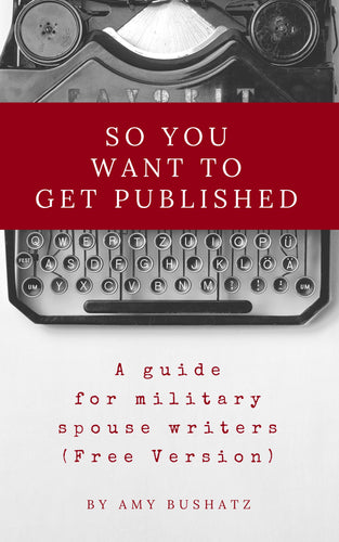 Ebook: So You Want to Get Published (Free)