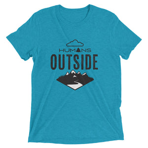 Humans Outside Men's T-shirt