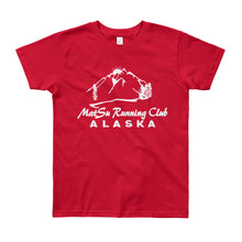 MatSu Running Club | Youth Short Sleeve T-Shirt