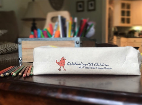 Celebrating All Abilities Pencil Case