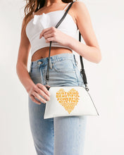 Motivational Heart Wristlet