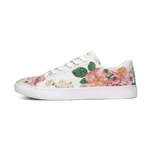 Floral Athleisure Posh Sneakers