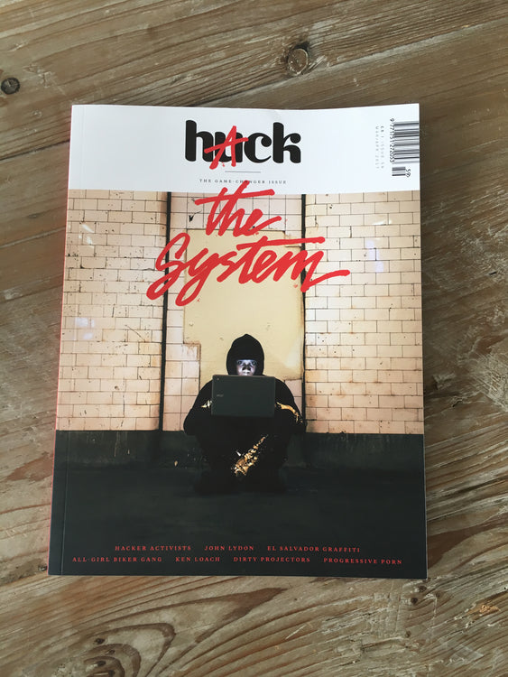 Feature in Huck Magazine