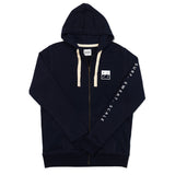 Surf. Sweat. Scale - Organic Full Zip Hoodie