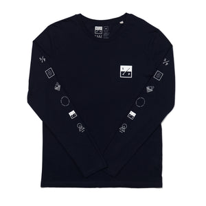 The Element - Organic Long Sleeve Tee
