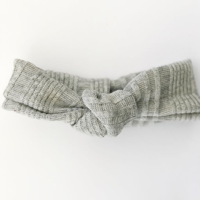 Let it Bow Knotted Headband (mommy and me sizes!)