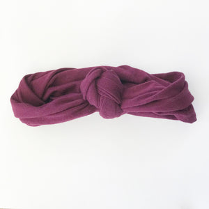 Magic In Her Hair knotted headband (mommy and me sizes!)