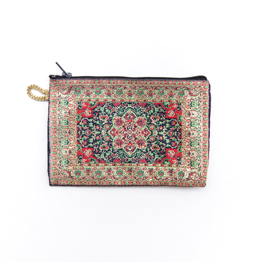 Turkish Woven Purse #48