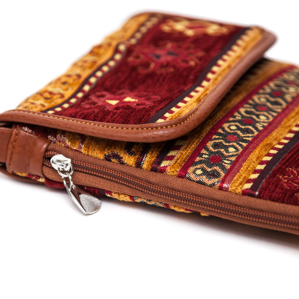 Expandable Kilim Purse #78