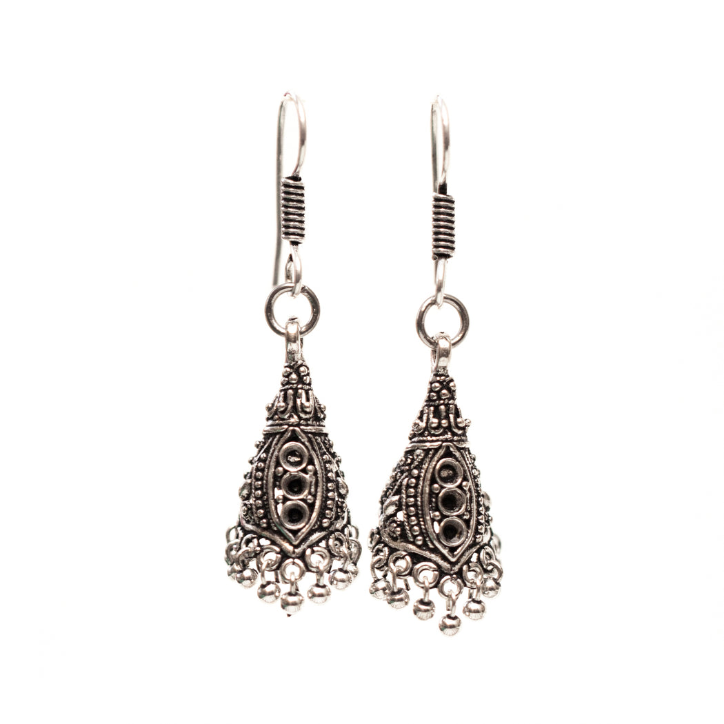 silver jewelry antique background earrings white elephant jaebee products