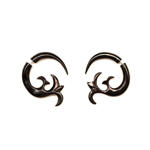 Fake Gauge Earrings