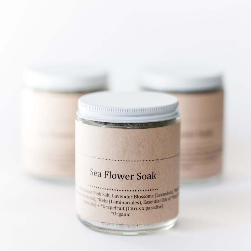 Sea Flower Soak