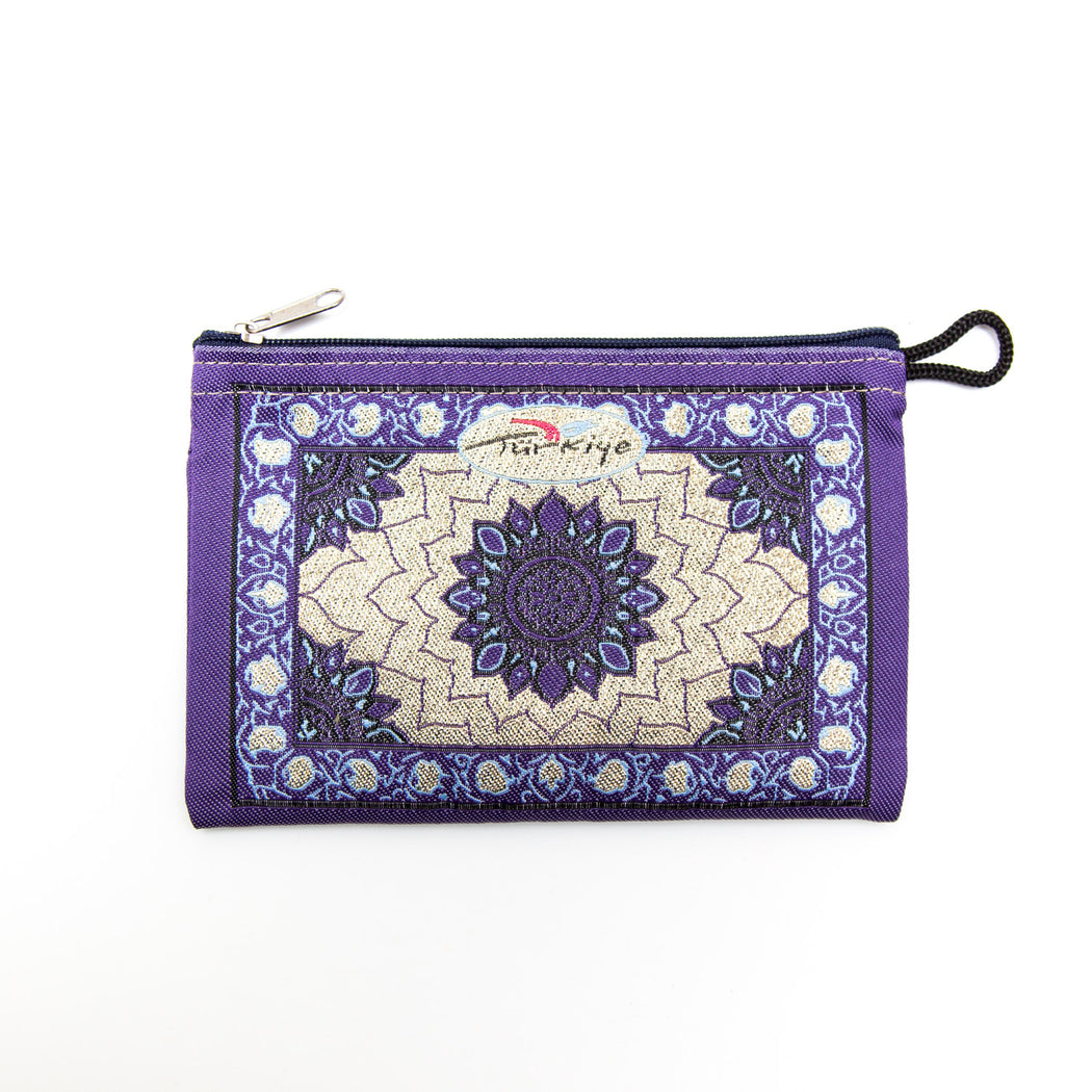 Turkish Woven Purse #24