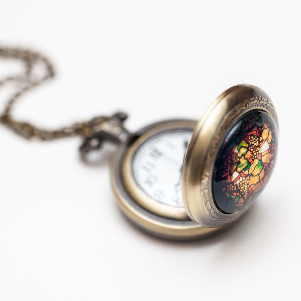 Evergreen Pocket Watch