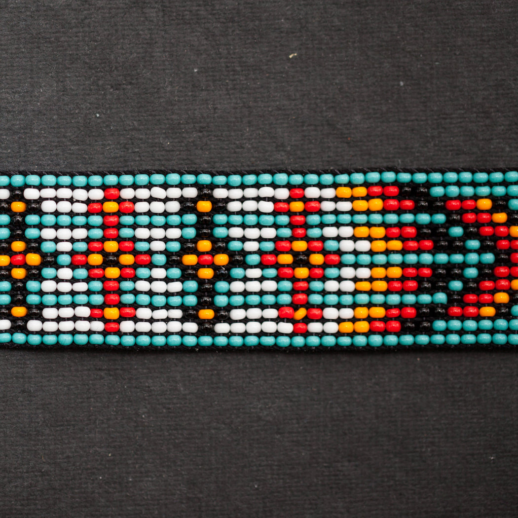 Ojibwe Beaded Bracelet