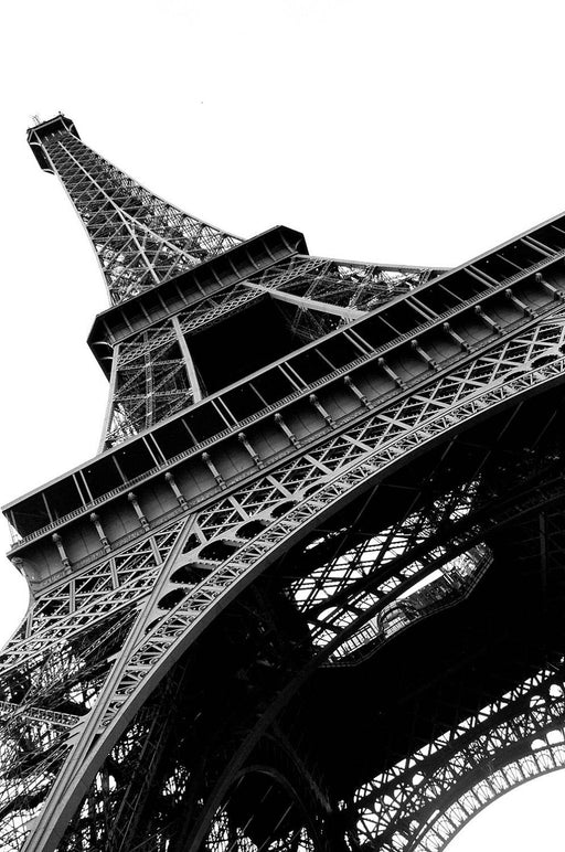 Ze Eiffel Tower, Photo Magnet