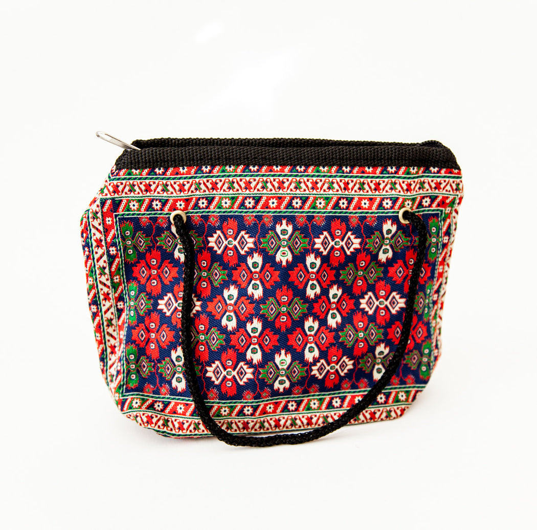 Turkish Woven Bag #62
