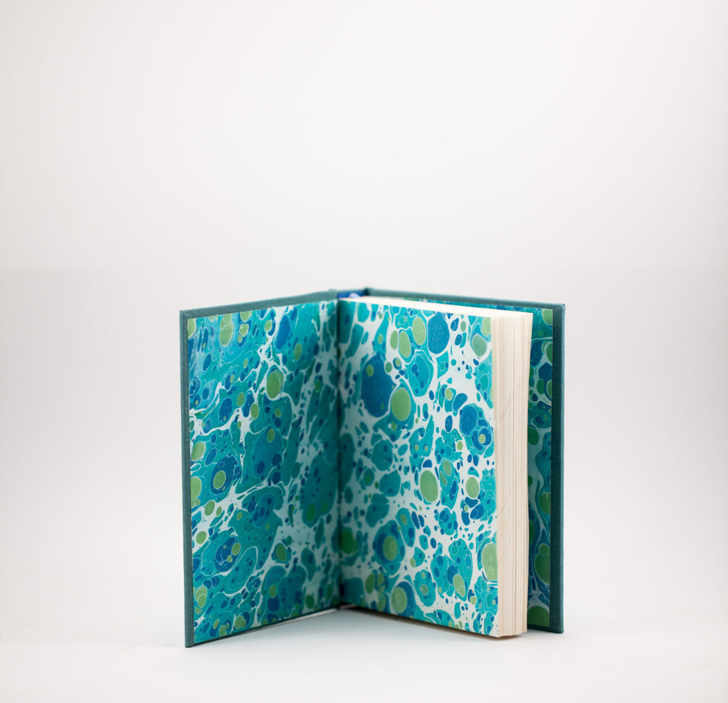 Arabesque Gilded Journal