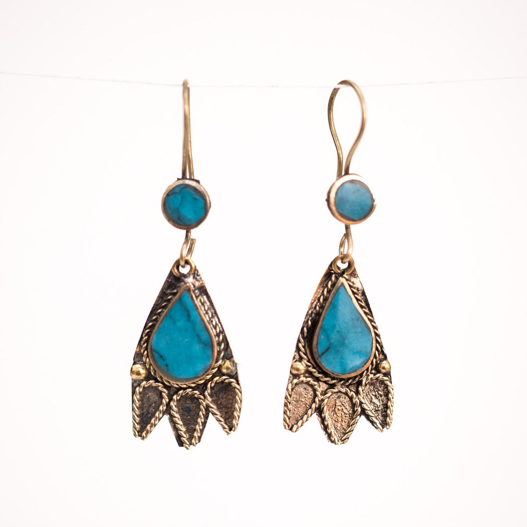 Afghani Earrings (Style 1)
