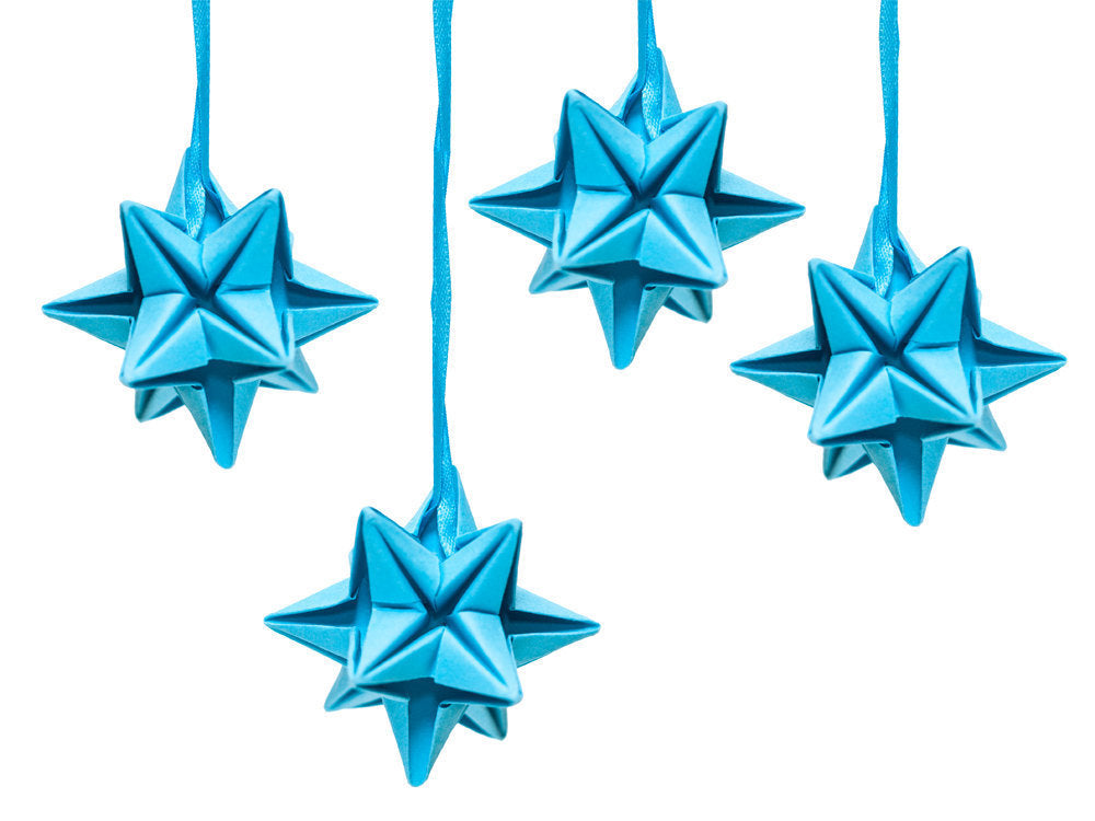 Star Origami Ornament