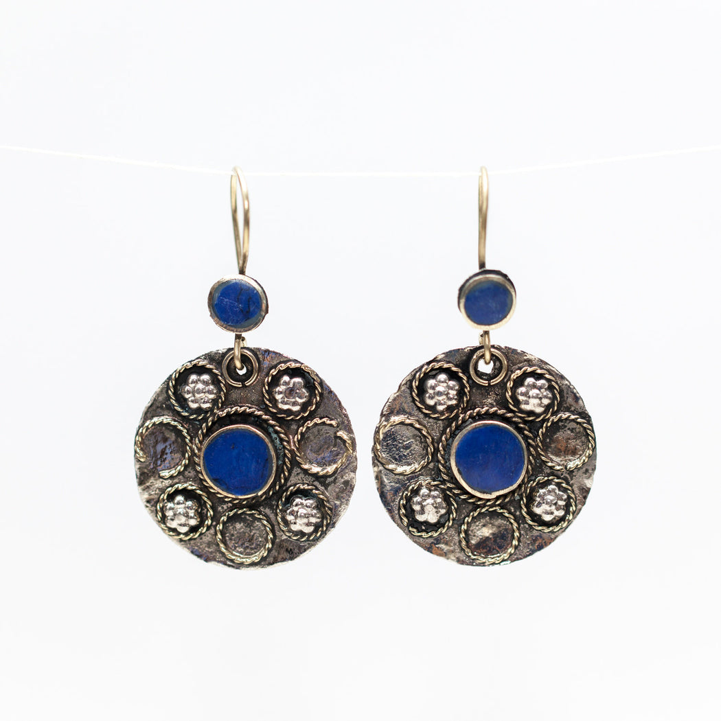 Afghani Earrings (Style 14)