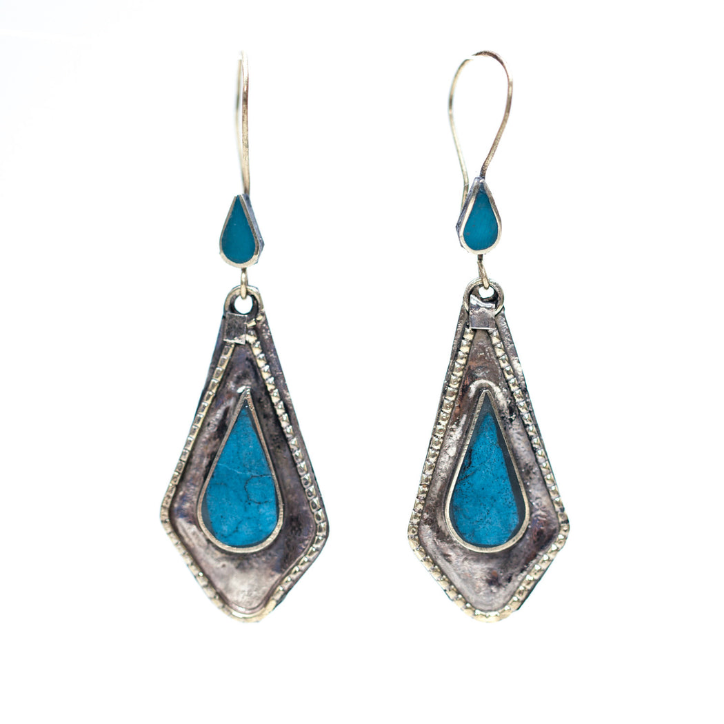 Afghani Earrings (Style 6)